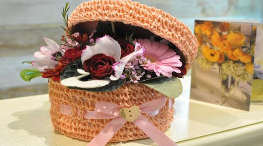 Mini Box with Flowers