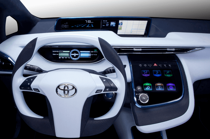 Toyota new design concept