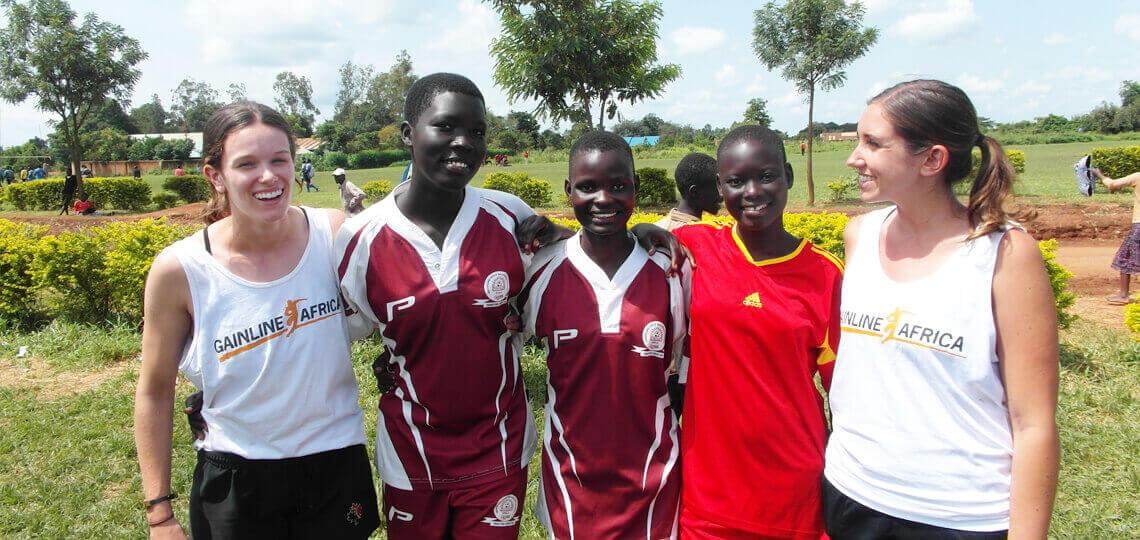 Gainline Africa Event